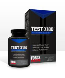 Test X180 by Force Factor