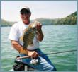 fishing, Dale Hollow Lake, J.B.KIng Fishing Trips, Fishing vacations, houseboats