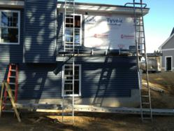 Plank Siding Extensions, Scaffolding Safety, Siding Accessories