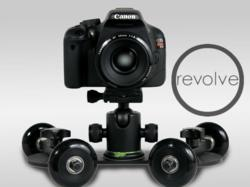 The Revolve Camera Dolly video slider