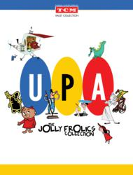 UPA: The Jolly Frolics Collection, cartoons