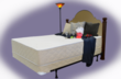 royal luxury 14 memory foam mattress