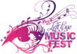 Official Left Eye Music Fest Logo