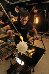 Making Ideas: Experiments in Design at GlassLab, with designers including Active People (René Küng and Alex Hochstrasser), Harry Allen, Antenna (Masamichi Udagawa and Sigi Moeslinger), Atelier Oï (Aurel Aebi, Armand Louis, and Patrick Reymond), Shin Azumi, Tomoko Azumi and Barbara Etter, Yves Béhar, Constantin and Laurene Boym, Stephen Burks, Fernando Campana and Humberto Campana, Nacho Carbonell, Wendell Castle, Paul Cocksedge, Francisco Costa, Matali Crasset, Michele Oka Doner, Tim Dubitsky and Patrick Li, Sebastian Errazuriz, Paul Haigh, Sigga Heimis, James Irvine, Beat Karrer, Kidrobot (Chad Phillips), Steven Ladd and William Ladd, Max Lamb, Arik Levy, Tomáš Libertiny, Jason Miller, Ted Muehling, Olgoj Chorchoj (Michal Froněk and Jan Němeček), Jon Otis, Massimo Vignelli, Moritz Waldemeyer, David Wiseman, Tobias Wong and Tom Scott, and Jeff Zimmerman.