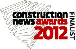 Construction News Health and Safety Award 2012 Finalist Image