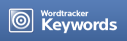 Wordtracker Keywords tool logo