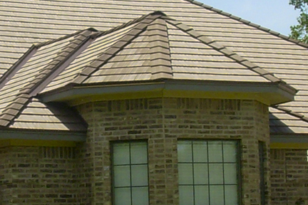 Colors held hostage by local homeowner associations for Polymer roofing