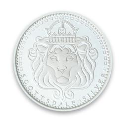 1 troy ounce SIlver Omnia Coin
