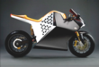 Mission Electric Motorcycle, design by fuse project