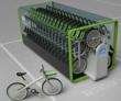 T Bike sharing system by T.A.K. Studio