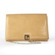 Jill Milan Nob Hill Evening Bag in camel
