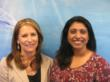 Laura French CPNP and Farah Rehman Lokey MD