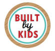 Built by Kids logo