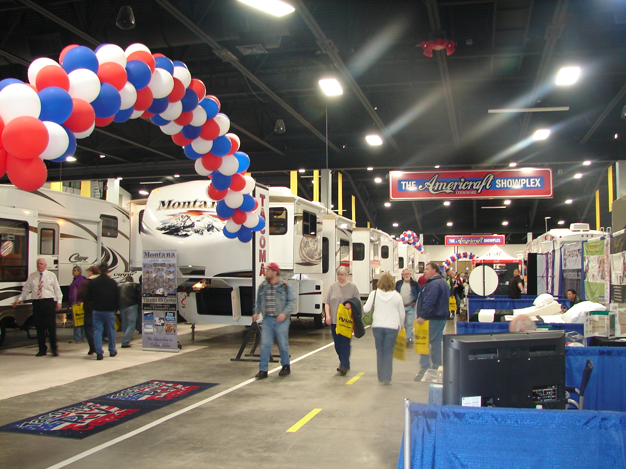 The Puyallup Rv Show Is Back To Showcase New Ideas For