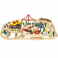 Bigjigs Rail: Freight Train Set