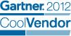 Gartner 2012 Cool Vendor logo