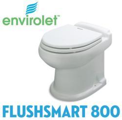Envirolet FlushSmart 800 Series Composting Toilet System