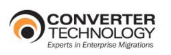 ConverterTechnology - Experts in Enterprise Migrations