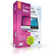 CleanMyMac and CleanMyPC box