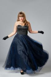 SC3018, Bestselling Plus Size Ball Gown