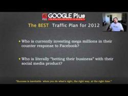 Google Plus Conspiracy Code