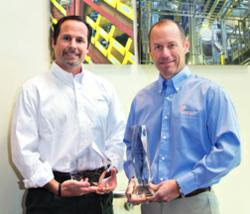 Baker Electric Solar Awards