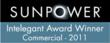 SunPower Global Intelegant Award
