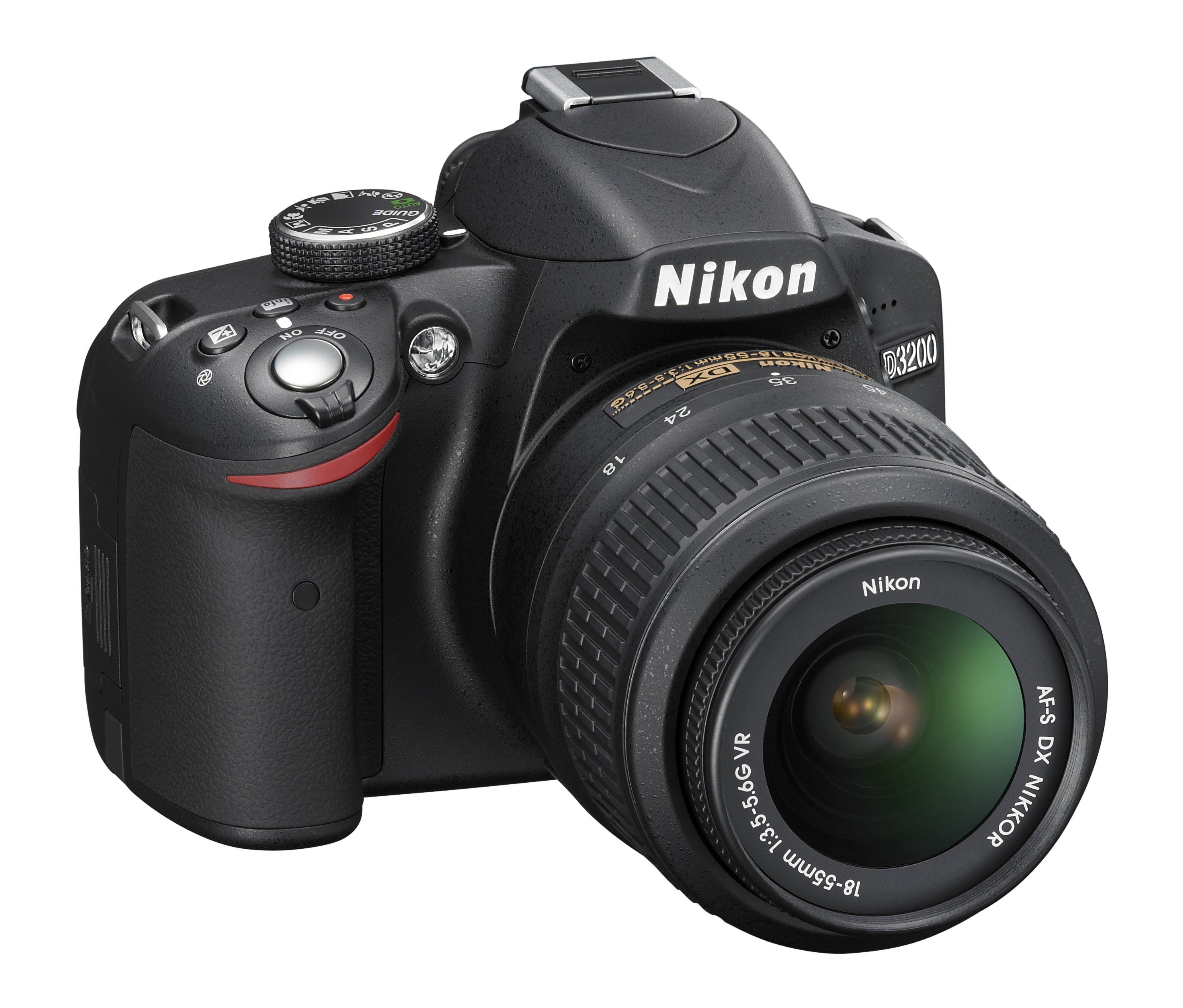 nikon announces the powerful d3200 dslr camera and nikkor