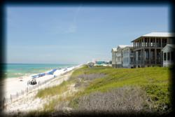 South Walton beach rentals from Sandcastle Escapes