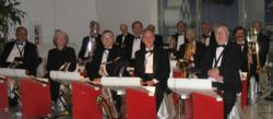 Freenotes Big Band at the Oak Park Arms Retirement Community