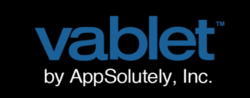 vablet is secure mobile content.