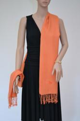 Tangerine Pashmina