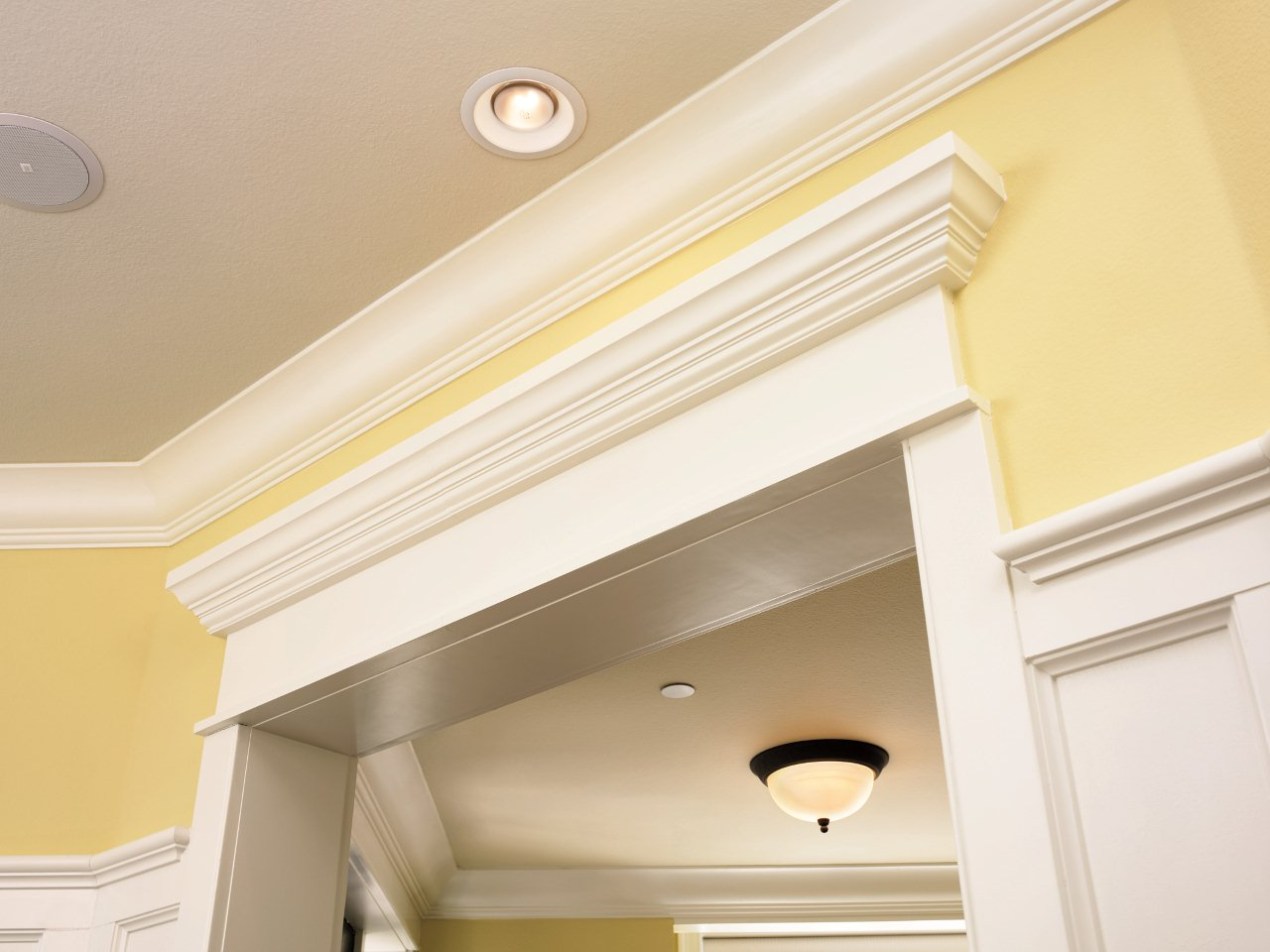 Column Molding Ideas Interior House Trim Molding