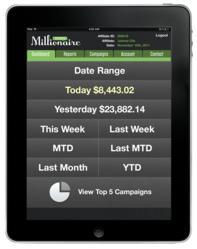 affiliate marketing sales tracking app