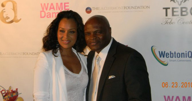 Punch Television Studios $50 million dollar elevation Joseph Collins with LisaRaye McCoy