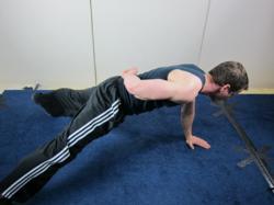 Pushup Workout Demo