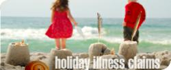 Holiday Illness Claims