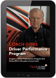 FleetLocate's New Driver Performance Program