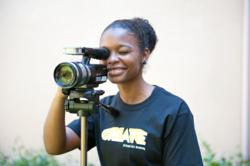 teen filmmaking camp