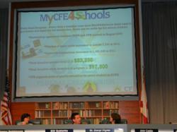 gI 59641 MyCFE4Schools Presentation Central Florida Schools Receive $90,000 From CFE Federal Credit Union