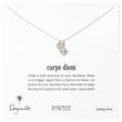 Graduation Gifts from Dogeared. Seize the day! Take a risk! This necklace is a perfect reminder of the fact that we wake up each day with a fresh start and endless possibility! So, what will you do today? Carpe diem, baby!