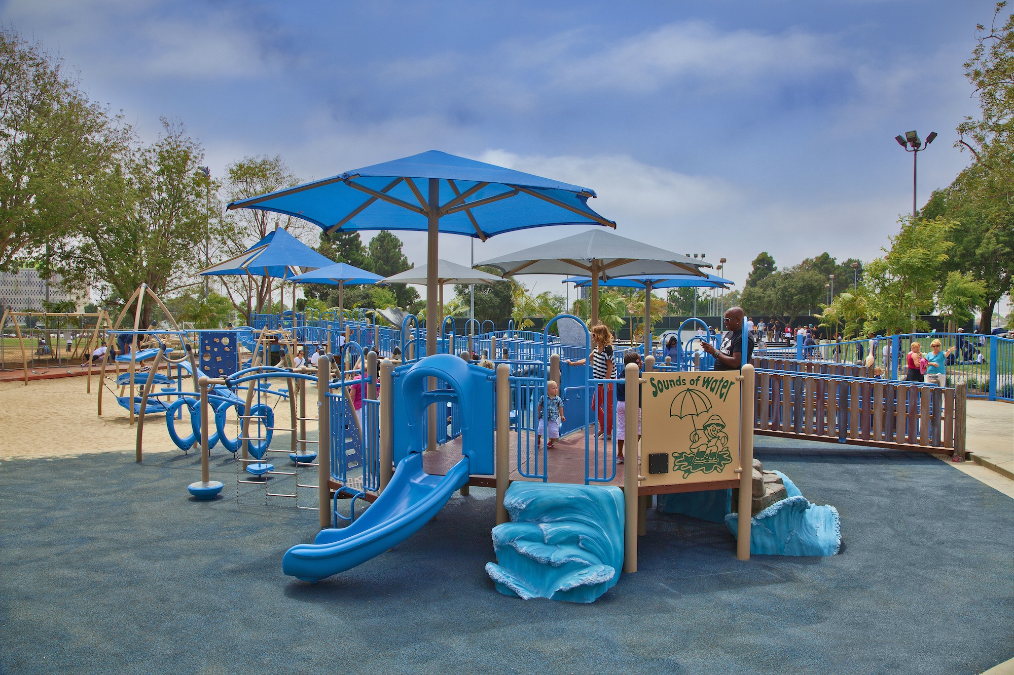 Los Angeles Playground Advances Gametime S Legacy And