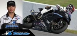 Steve Rapp Attack Performance Motorcycle-Superstore.com LeoVince M1 Powersports Black Ops Team