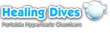 Healing Dives Portable Hyperbaric Chambers Logo