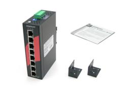 802.3at Gigabit Industrial PoE Switch