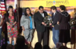 Chairperson James Ramos Presents Award to American Indian Science and Engineering Society