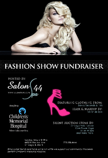 Summer Fashion Show Benefits Children's Memorial Hospital