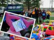Chris Canty and Second Chance Toys Delivery to Underprivileged Kids