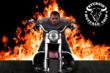 World Record Tunnel Of Fire Motorcycle Stunt Attempt At The Sturgis Buffalo®