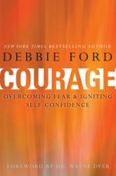 Jacket Image - Courage by Debbie Ford